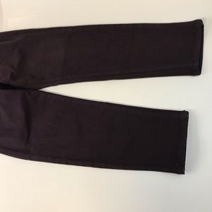 American Eagle Outfitters Jeans - American Eagle Jeggings Crop Hi Rise 2 Purple